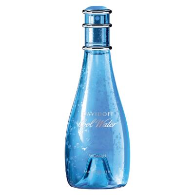Cool Water Woman Davidoff - Perfume Feminino - Eau de Toilette - 100ml