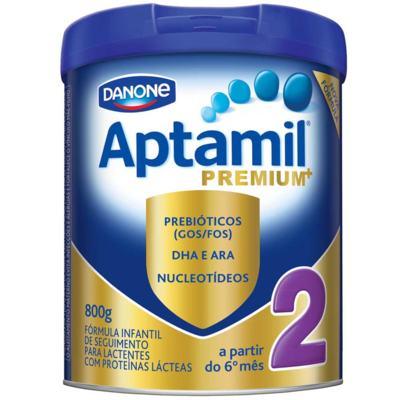 Fórmula Infantil Aptamil 2 800g