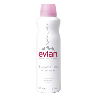 Imagem 1 do produto Água Termal Mineral Spray Evian Brumisateur - Água Termal - 150ml
