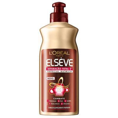 Creme para Pentear Elseve Reparação Total 5 Especial Química 250ml