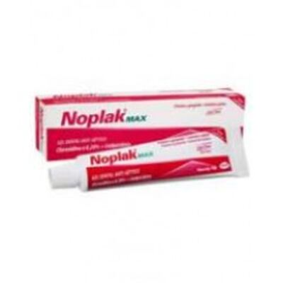 Imagem 1 do produto Gel Dental Noplak Max 50g