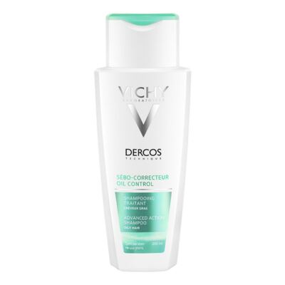 Imagem 1 do produto Shampoo Sebocorretor Vichy Dercos Cabelos Oleosos 200ml