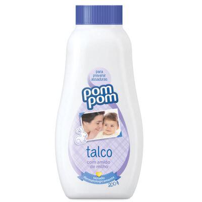 Talco Pom Pom 200g