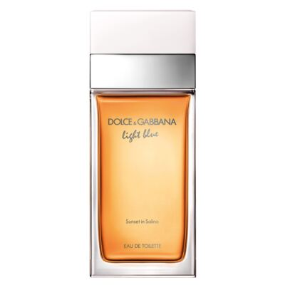 Imagem 1 do produto Light Blue Pour Femme Sunset in Salina Dolce & Gabbana - Perfume Feminino - Eau de Toilette - 50ml