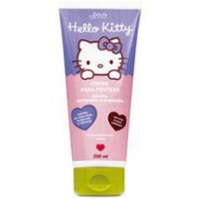 Imagem 1 do produto Creme para Pentear  Hello Kitty Betulla Cabelos Cacheados e Ondulados - 200ml