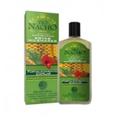 Shampoo Tio Nacho Ervas Milenares