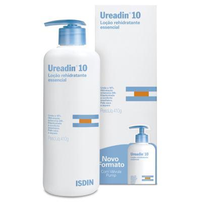 Loção Hidratante Isdin Ureadin 10% de Uréia 410g