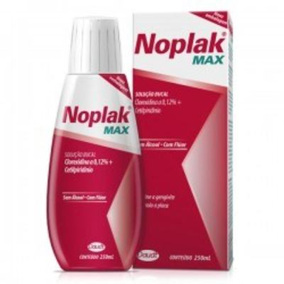 Antisséptico Bucal Noplak Max 250ml