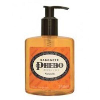 Imagem 1 do produto Sabonete Líquido Phebo Naturelle 250ml