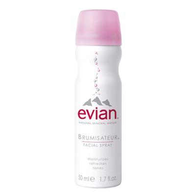 Imagem 1 do produto Água Termal Mineral Spray Evian Brumisateur - Água Termal - 50ml