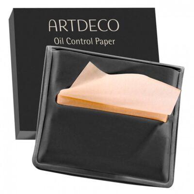 Imagem 1 do produto Oil Control Paper Refill Artdeco - Lenço Absorvedor de Oleosidade - 100 Unidades