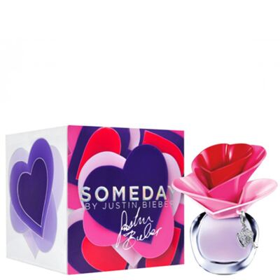 Imagem 1 do produto Someday By Justin Bieber Justin Bieber - Perfume Feminino - Eau de Parfum - 30ml