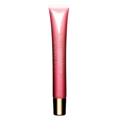 Imagem 1 do produto Baume Couleur Lèvres Clarins - Brilho Labial - 01 - Pink Marshmallow