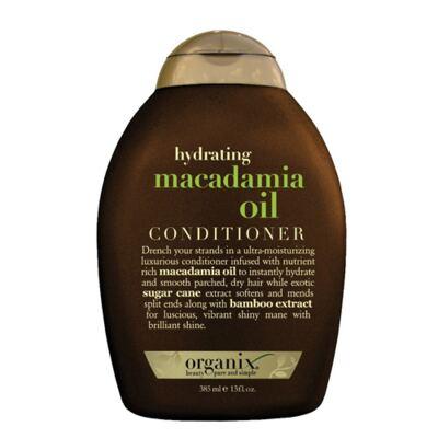 Imagem 1 do produto Organix Macadamia Oil - Condicionador - 385ml