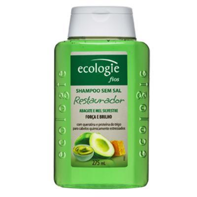 Imagem 1 do produto Ecologie Fios Restaurador  - Shampoo - 275ml
