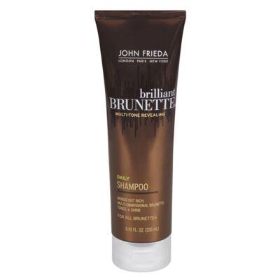 Imagem 1 do produto John Frieda Brilliant Brunette Liquid Shine - Shampoo - 250ml