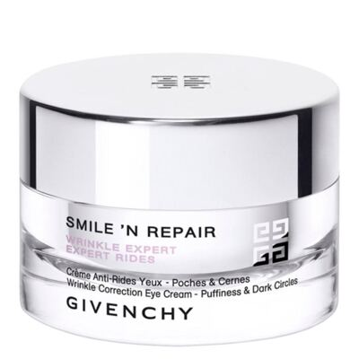 Cuidado Antirrugas para Área dos Olhos Givenchy Smile'N Repair Wrinkle Correction Eye Cream - 15ml