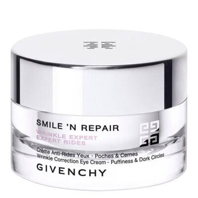 Imagem 1 do produto Cuidado Antirrugas para Área dos Olhos Givenchy Smile'N Repair Wrinkle Correction Eye Cream - 15ml