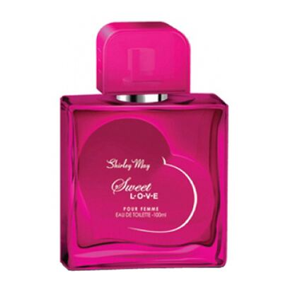 Sweet Love Shirley May - Perfume Feminino - Eau de Toilette - 100ml