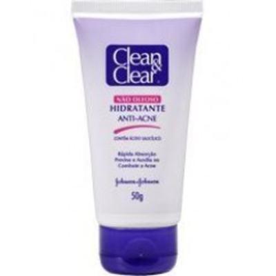 Hidratante Clean Clear Anti-acne 50g