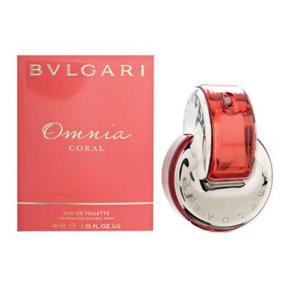 Imagem 1 do produto Omnia Coral BVLGARI - Perfume Feminino - Eau de Toilette - 65ml