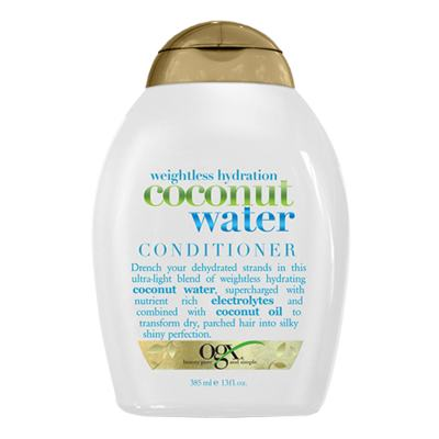 Imagem 1 do produto Organix Coconut Water Conditioner - Condicionador Hidratante - 385ml