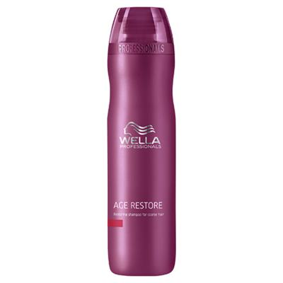Wella Care Age Restore - Shampoo Restaurador - 250ml