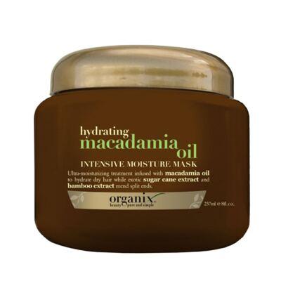 Imagem 1 do produto Macadamia Oil Intensive Mask Organix - Máscara Hidratante para os Cabelos - 237ml