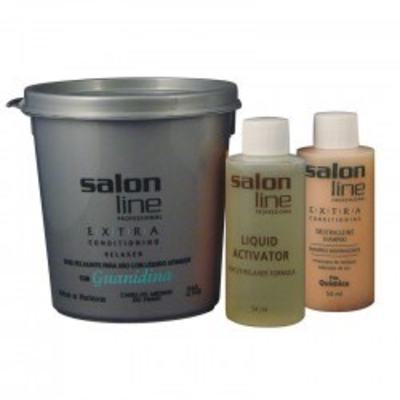 Creme Relaxante Salon Line Extra Conditioning Regular
