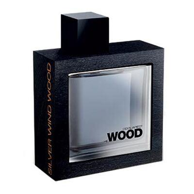 Imagem 1 do produto He Wood Silver Wind Wood Dsquared - Perfume Masculino - Eau de Toilette - 100ml