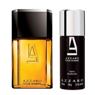 Imagem 1 do produto Azzaro Pour Homme Azzaro - Masculino - Eau de Toilette - Perfume + Desodorante - Kit