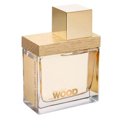 Imagem 1 do produto She Wood Golden Light Wood Dsquared - Perfume Feminino - Eau de Toilette - 30ml
