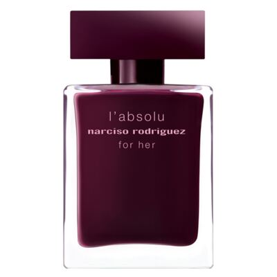 Narciso Rodriguez For Her L'absolu Narciso Rodriguez - Perfume Feminino - Eau de Parfum - 30ml