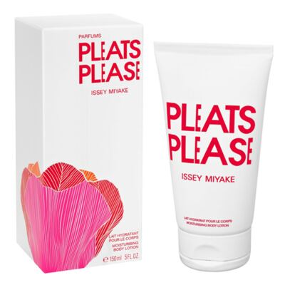 Body Lotion Pleats Please Issey Miyake - Loção Corporal - 150g