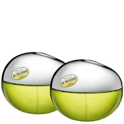 Imagem 1 do produto Duo Be Delicious Dkny - Feminino - Eau de Parfum - Kits de Perfumes - 2x 30ml