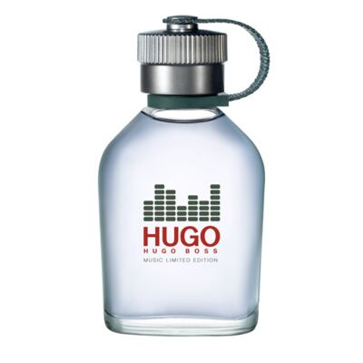 Imagem 1 do produto Hugo Man Music Limited Edition Hugo Boss - Perfume Masculino - Eau de Toilette - 75ml