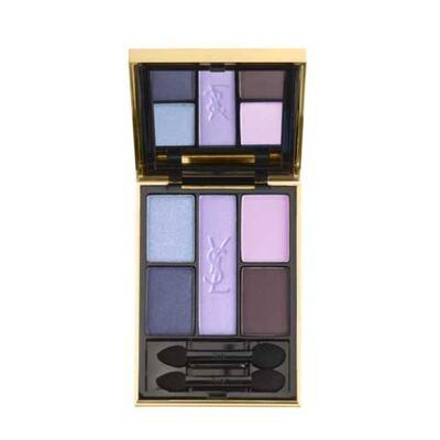 Imagem 1 do produto Ombre 5 Lumière Yves Saint Laurent - Paleta de Sombras - 09 - Parisian Sky