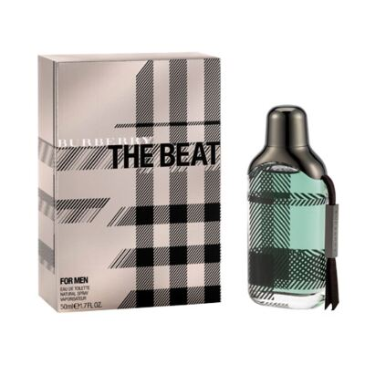 The Beat For Men Burberry - Perfume Masculino - Eau de Toilette - 30ml