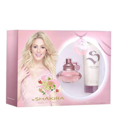 Imagem 1 do produto S By Shakira Eau Florale Shakira - Feminino - Eau de Toilette - Perfume + Loção Corporal - Kit