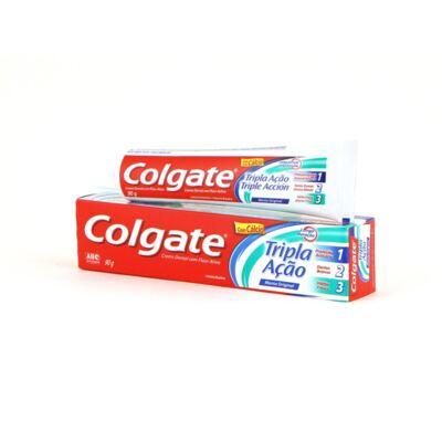 Imagem 13 do produto Creme Dental Colgate 90g Tripla Ação