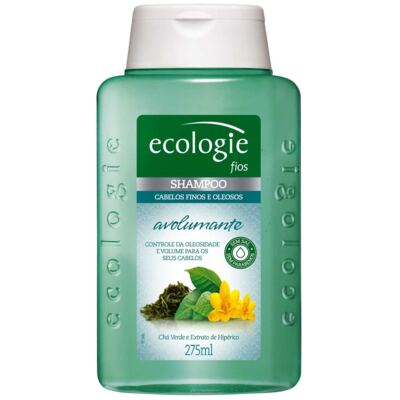 Shampoo Ecologie Avolumante 275ml