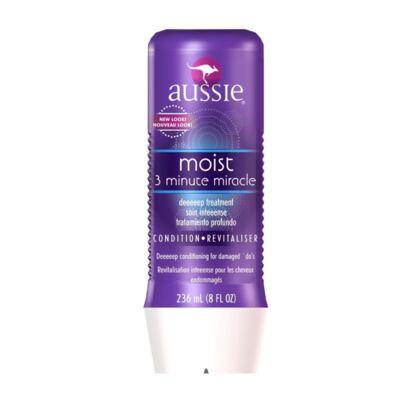 Imagem 30 do produto Aussie Moist Shampoo 400ml + Aussie Moist Tratamento Capilar 3 Minutos Milagrosos 236ml