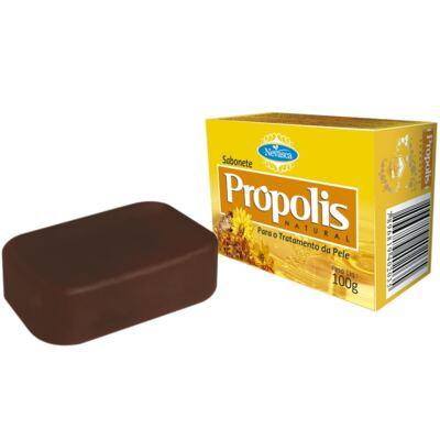 Imagem 18 do produto Nevasca Sabonete Natural Própolis 100g 3 Unidades