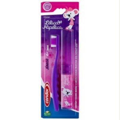 Imagem 3 do produto Escova dental Condor Lilica Ripilica