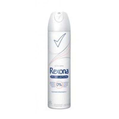 Imagem 2 do produto Desodorante Rexona Aerosol Feminino Sem Perfume - 175 ml