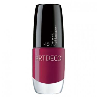 Imagem 4 do produto Ceramic Nail Lacquer Artdeco - Esmalte - 45 - Sinuous Claret