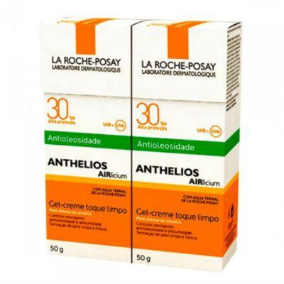 Protetor Solar La Roche-Posay Anthelios Airlicium FPS 30 50g 2 Unidades