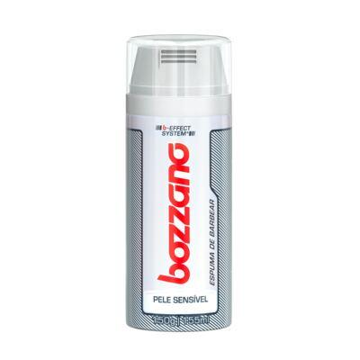 Imagem 1 do produto Espuma de Barbear Bozzano Pele Sensível 190g/196ml