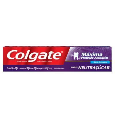 Imagem 2 do produto Creme Dental Colgate Neutraçúcar 70g