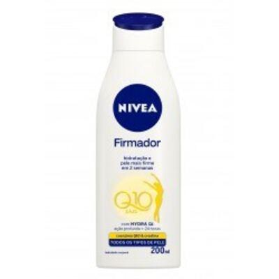 Imagem 1 do produto Loção Hidratante Nivea Firmadora Q10 Plus Feminino 200ml